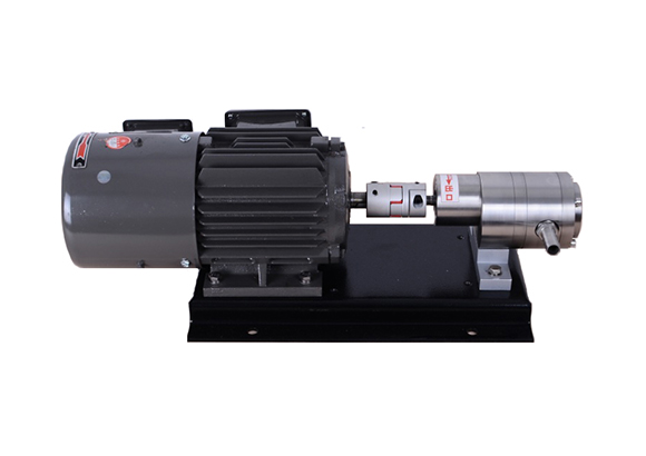 high speed gear pump