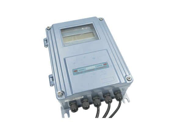 Wall mounted ultrasonic flow meter_Shanghai cixi instrument